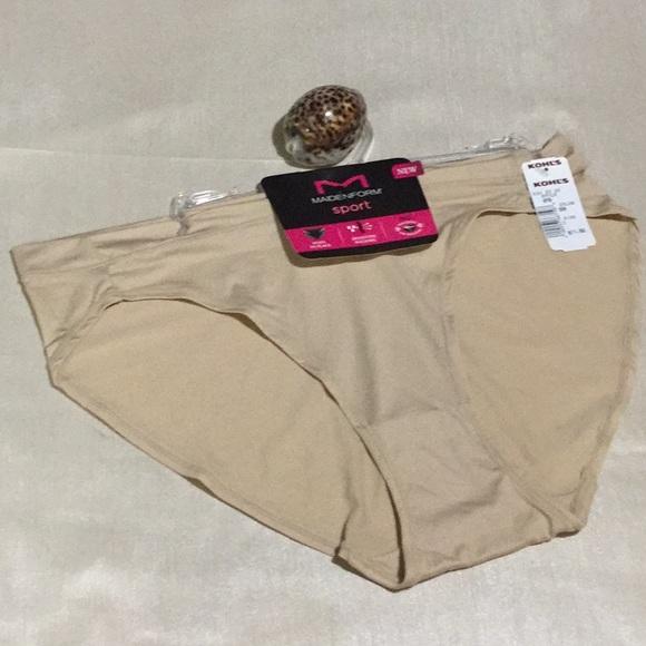 dbe422e6cba5 Maidenform Intimates & Sleepwear | Sport Nude Panties | Poshmark